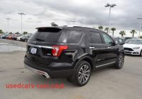 2016 ford Explorer Platinum for Sale Luxury 2016 ford Explorer 4wd 4dr Platinum Los Angeles Ca for