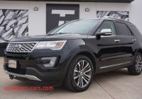 2016 ford Explorer Platinum for Sale New Used 2016 ford Explorer Platinum for Sale 29900