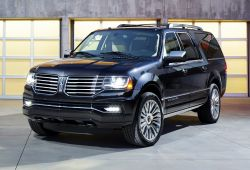 Luxury 2016 Lincoln Navigator