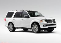 2016 Lincoln Navigator New 2016 Lincoln Navigator Price Photos Reviews Features