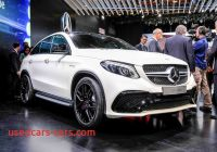 2016 Mercedes-amg Gle63 S Coupe Beautiful 2016 Mercedes Amg Gle63 S Coupe Debuts In Detroit