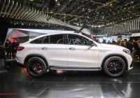 2016 Mercedes-amg Gle63 S Coupe Luxury 2016 Mercedes Amg Gle63 S Coupe Debuts In Detroit