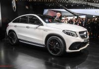 2016 Mercedes-amg Gle63 S Coupe New 2016 Mercedes Amg Gle63 S Coupe Debuts In Detroit