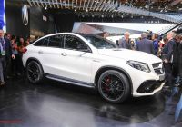 2016 Mercedes-amg Gle63 S Coupe Unique 2016 Mercedes Amg Gle63 S Coupe Debuts In Detroit
