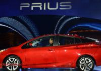 2016 Prius World Premiere Elegant the All New 2016 toyota Prius is Sportier Leaner and