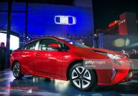 2016 Prius World Premiere New World Premiere Of the 2016 toyota Motor Corp Prius