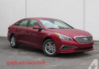 2016 sonata Se Best Of 2016 Hyundai sonata Se Se 4dr Sedan Pzev for Sale In