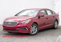 2016 sonata Se Fresh 2016 Hyundai sonata Se Se 4dr Sedan Pzev for Sale In Salt