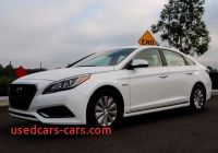 2016 sonata Se Lovely 2016 Hyundai sonata Hybrid Se Quick Take Kelley Blue Book