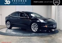 2016 Tesla Model S 75d New Used Tesla Cars for Sale In Portland or with S