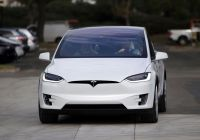 2016 Tesla Model X P90d Beautiful Security Check Required