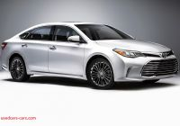 2016 toyota Best Of 2016 toyota Avalon Reviews and Rating Motor Trend