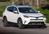 2016 toyota Rav4 Mpg Lovely 2016 toyota Rav4 Hybrid Pricing for Sale Edmunds