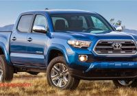 2016 toyota Tacoma Dimensions Best Of All New 2016 toyota Tacoma Engine Specs Interior and