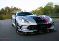 2016 Viper Unique 2016 Dodge Viper Acr Review First Drive Motor Trend