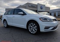 2016 Volkswagen Golf Sportwagen Tsi Se Luxury New 2019 Volkswagen Golf Sportwagen Se Fwd Station Wagon