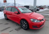 2016 Volkswagen Golf Sportwagen Tsi Se Unique Pre Owned 2016 Volkswagen Golf Sportwagen Tsi Se Fwd Station Wagon
