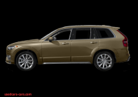 2016 Volvo Xc90 Sear Dimentions Awesome 2016 Volvo Xc90 Fwd 4dr T5 Momentum Specs Roadshow