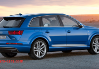 2017 Audi Q7 Release Date Best Of 2017 Audi Q7 Release Date Price and Redesigns