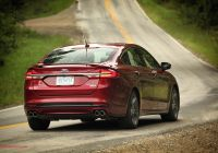 2017 ford Fusion Beautiful 2017 ford Fusion Review