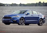 2017 ford Fusion Best Of 2017 ford Fusion V 6 Sport First Drive Motor Trend Canada