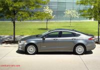 2017 ford Fusion Elegant 2017 ford Fusion Hybrid Reviews and Rating Motor Trend