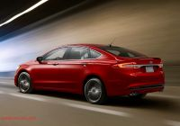 2017 ford Fusion Elegant 2017 ford Fusion Reviews and Rating Motor Trend