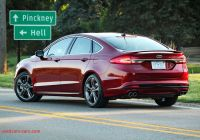 2017 ford Fusion Lovely 2017 ford Fusion V 6 Sport First Drive Motor Trend