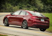 2017 ford Fusion New 2017 ford Fusion Review