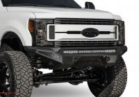 2017 Super Duty Awesome 2017 2019 ford Super Duty Stealth Fighter Front Bumper