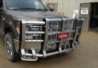 2017 Super Duty Lovely 3 Inch Feral Thumper Boomer Bullbar for A 2019 ford F250