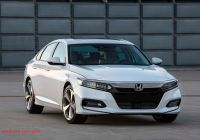 2018 Honda Accord Awesome 2018 Honda Accord Reviews and Rating Motor Trend
