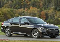 2018 Honda Accord Best Of 2018 Honda Accord Hybrid is More Affordable Than Ever