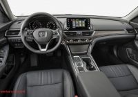 2018 Honda Accord Inspirational 2018 Honda Accord Sport Review Style Performance and