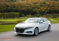2018 Honda Accord Lovely 4 Cool 2018 Honda Accord Features Motor Trend