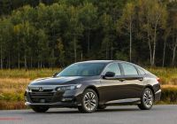 2018 Honda Accord Lovely First Drive 2018 Honda Accord Automobile Magazine