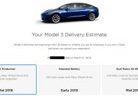 2018 Tesla Model 3 Mid Range Awesome Tesla Starts Model 3 Launch In Canada Confirms Starting