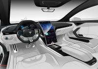 2019 Tesla Interior Luxury Supercars Gallery Next Gen Tesla Roadster Interior