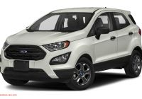 2020 ford 10 Speed Transmission Unique 2020 ford Ecosport Reviews Specs S