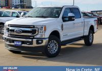 2020 ford 3500 Dually Best Of New 2020 ford F 350 Xlt with Navigation & 4wd