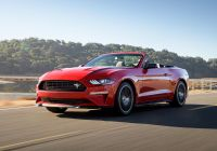 2020 ford 4 Door Mustang Awesome 2020 ford Mustang Review Pricing and Specs 2015 Bmw 6 Series