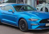 2020 ford 5.0 Unique ford Mustang — Вікіпедія