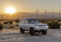 2020 ford Bronco 0-60 Inspirational Classic Electric Vehicles — Zero Labs Automotive