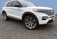 2020 ford Bronco 11 Beautiful New 2020 ford Explorer Platinum 4wd with Navigation & 4wd