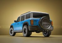 2020 ford Bronco 2 Dr Luxury 2021 ford Bronco Get the Inside Story before the Ficial