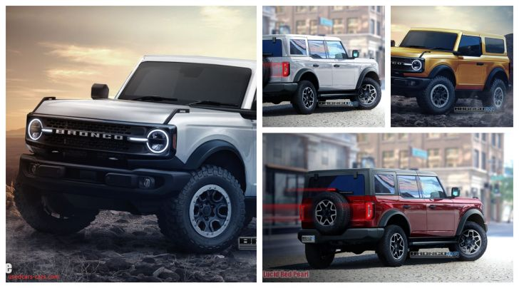 Permalink to Luxury 2020 ford Bronco 6g