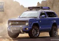 2020 ford Bronco 6g New ford Bronco Officially Ing Back Will Be Made In Michigan