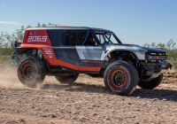 2020 ford Bronco Baja Beautiful ford Bronco R Race Prototype