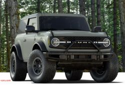 Lovely 2020 ford Bronco Cost