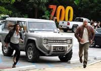 2020 ford Bronco Cost New sort Of New ford Bronco to Co Star In Rampage with the Rock